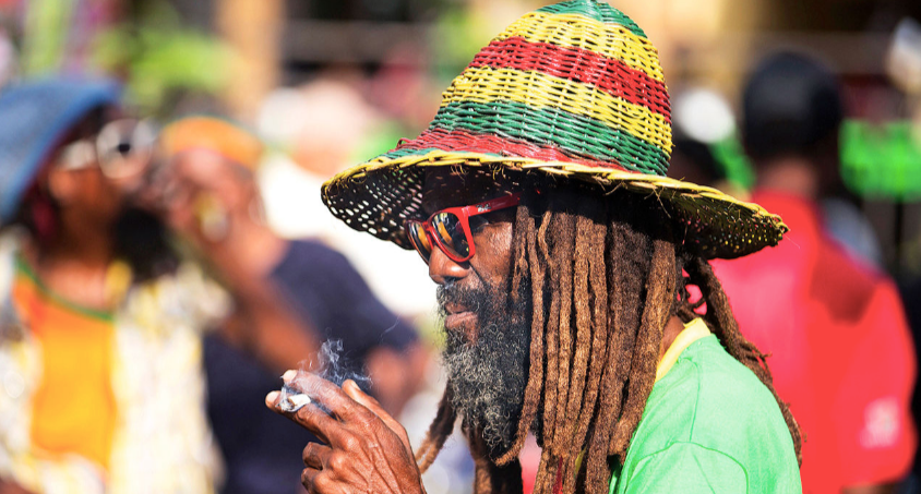 Only a few years ago, in Jamaica, ganja was considered illegal, despite what one might think, due to the growing popularity of the Rastafarian religion.
