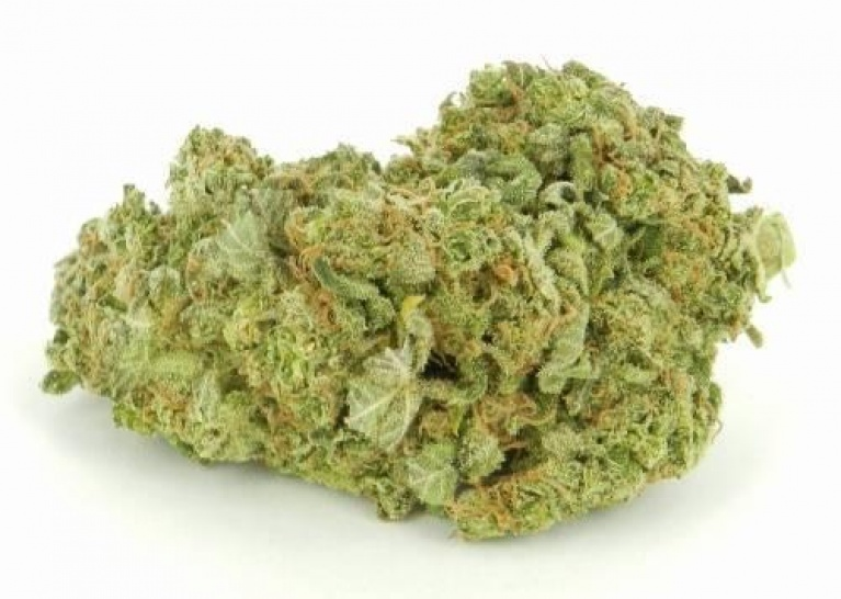 Being a cross between indica and sativa cannabis, Skunk can be indica-dominant, with mostly body-building effects, or sativa-dominant, with mostly cerebral effects. Skunk has been an instant hit with regular marijuana users and won the first Cannabis Cup.